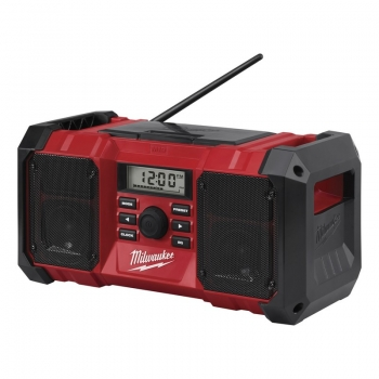 Milwaukee M18JSR-0  Netz-/Akku-Radio