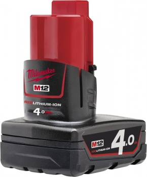 Milwaukee M12B4 Akku 4.0 Ah