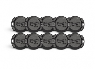 Milwaukee BTM-10pcs Milwaukee TICK - Bluetooth Tracking Modul