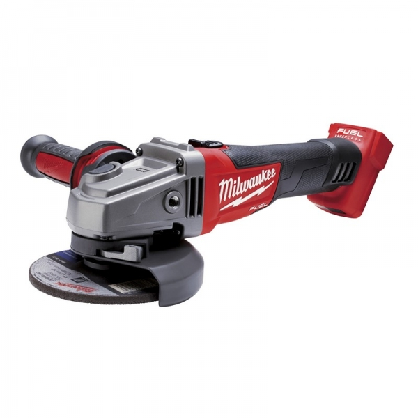 Milwaukee M18CAG115X-0 FUEL Akku-Winkelschleifer