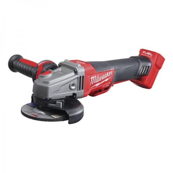 Milwaukee M18CAG115XPDB-0 FUEL Akku-Sicherheits-Winkelschleifer