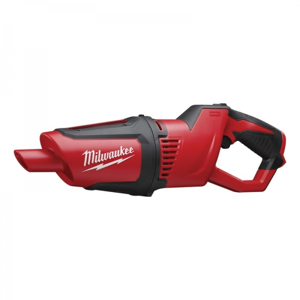 Milwaukee M12 HV/0 Akku-Handstaubsauger
